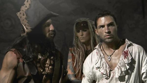 Jesse Jane - Pirates of the Caribbean a XXX Legendary Parody