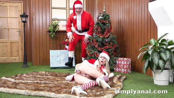 Santa Claus Anal Porn
