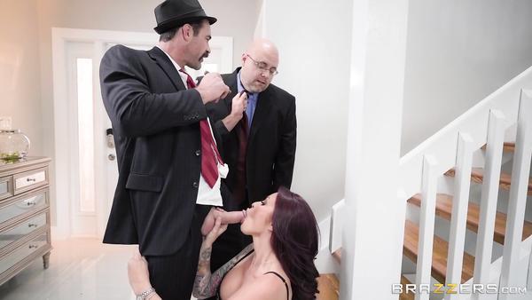 Monique Alexander - Do not touch my husband! Better take my excellent ass