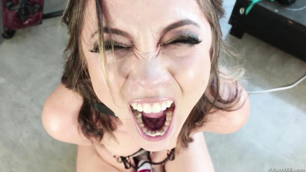 Kristina Rose - BDSM solo anal fucked
